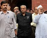 Many proposals made by Hazare team missing from govt draft