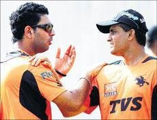 It was payback time for me to Sourav: Yuvraj