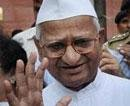 Government trying to mislead nation: Hazare