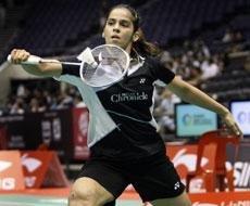 Saina reaches quarters of Indonesian Open