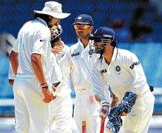 Bowlers rule the roost in India's memorable win