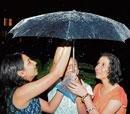 Being safe during rains