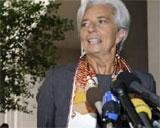 France's Lagarde poised to become next IMF chief