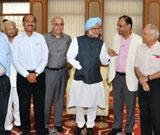 PM speaks in two voices on Lokpal