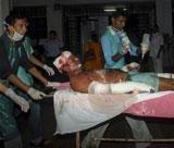Three blasts in Mumbai, 21 killed, 141 injured