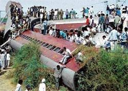 Rail safety, a long haul