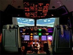 Bust stress, conquer sky -- the virtual way