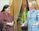India's look-east policy vital: Hillary