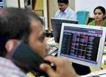 Sensex falls 66 pts on Q1 nos, rate hike fears