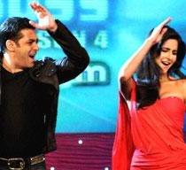 Salman, Katrina team up for 'Bodyguard' item song