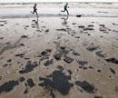 Mumbai beaches face oil spill