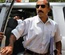 Sanjiv Bhatt suspended