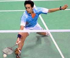 Kashyap off to winning start at World Championships