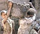 Child labourers in Arunachal Pradesh