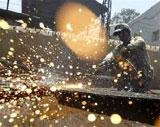 India's industrial output rises 8.8 percent in June