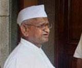 Hazare's Aug 16 agitation unjustified: Govt