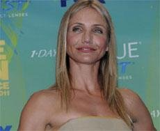 Bollywood too tough for Cameron Diaz