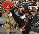 Indian, Pak troops exchange sweets, gunfire along border