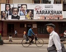 Ban lifted, Punjab halls to screen 'Aarakshan'