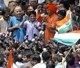 Anna to come out of prison, says Agnivesh