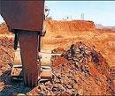 Illegal mining fed the tribe of bribe