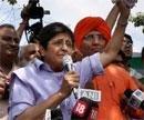 Hazare to continue fast till his health permits: Bedi
