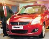 Maruti relaunches 'Swift'
