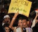 Anna deadline not to be met, Parliamentary panel seeks public views