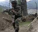 Army kills 12 intruders on LoC