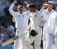Sad that batting failed collectively: Dravid