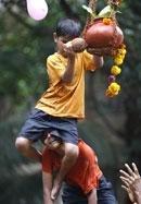 Fervour marks Janmashtami celebrations