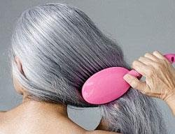 Stress 'really does make your hair go grey'