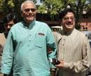 Yashwant, 2 other BJP MPs offer to quit