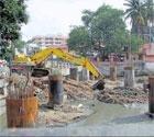 NICE shifts blame on Palike for flooding
