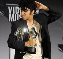 Gaga wins maiden MTV Video Music Award