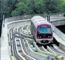 Safety glitch keeps Metro grounded