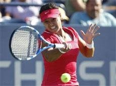 Inglorious exit for Li Na; Serena wins