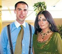 Celina enters into wedlock with hotelier in Austria