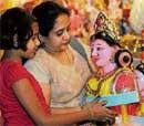 Swarna Gowri celebrated with fervour and gaiety