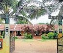 It rains teachers in Talikatte village