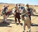 Taliban wants to swap its jailed comrades with children