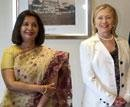 Nirupama Rao meets top US State Department officials