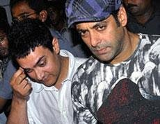 Salman is number one box office star: Aamir