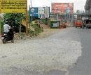 Minus footpaths, road is the path for pedestrians