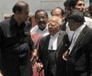 BJP funded sting operation, says its MP Jethmalani
