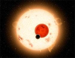 Planet with two suns 'discovered'