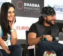 Strong men never take tips from girlfriends: Saif
