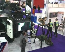 Pak military firms expelled from London arms show