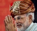 Final day of Modi's fast, BJP stalwarts expected