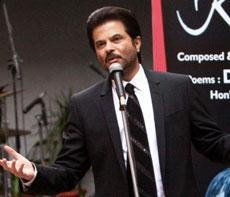 Anil Kapoor fights against human trafficking